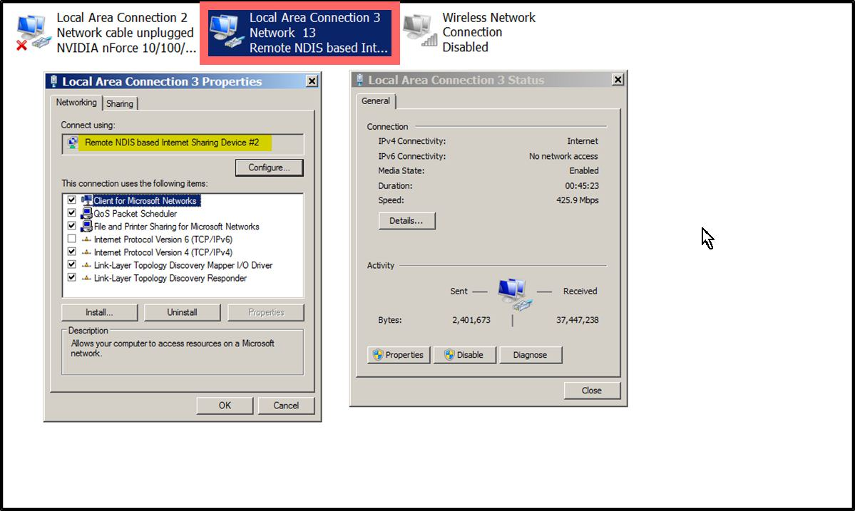 REMOTE NDIS WINDOWS 8.1 DRIVER DOWNLOAD